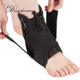 $enCountryForm.capitalKeyWord Australia - Ankle Braces Bandage Straps Sports Safety Adjustable Ankle Protectors Supports Guard Foot Orthosis Stabilizer