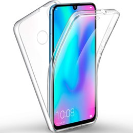 Chinese  360 Full Body Protective Clear TPU PET PC Case For XiaoMi 5X 6X A1 A2 8 SE Lite 9 F1 RedMi 4X 5 Plus 6A S2 Y2 Note 6 Pro 7 manufacturers
