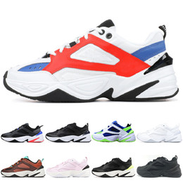 fabric for designers UK - High Quality Monarch M2K Tekno Dad Men Shoes For Women running shoes Fashion Designer Zapatillas Mens Trainers Sneakers Size 36-45