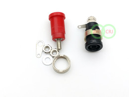 $enCountryForm.capitalKeyWord Australia - 4mm Banana Jack Binding Post Nut for Multimeter banana socket connector
