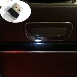 1pcs Car-Styling USB Atmosphere LED Light Case for BYD all Model S6 S7 S8 F3 F6 F0 M6 G3 G5 E6 L3 from light helicopters suppliers