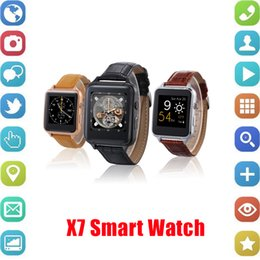 HealtH sport monitor online shopping - X7 Smart Watches Wristband Heart Health Monitor Device With Bluetooth Smart Band Pedometer Oximetry Sports Bracelet Watches