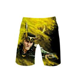 $enCountryForm.capitalKeyWord Australia - Loki Thor Hulk Men Fashion Shorts Fitness Board Modis DIY Casual Pants Beach Swiming Funny Short Masculino Homme