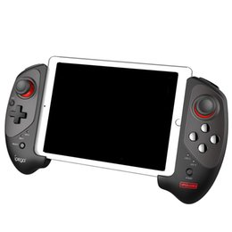 $enCountryForm.capitalKeyWord UK - IPEGA PG-9083s Red Bat Bluetooth Gamepad Wireless Telescopic Game Controller Practical Stretch Joystick Pad for iOS Android WIN Free DHL