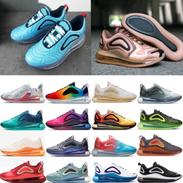pink neon lights NZ - Hot Selling Running Shoes For Men Women Designer Sneakers Trainers Neon Pride Obsidian Blue Fury Sea Forest Pink Sea Desert Gold Be True