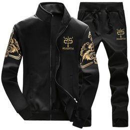 $enCountryForm.capitalKeyWord Australia - Bumpybeast Zipper Jacket +Pant Polo Set 2018 Casual Men Sporting Suit Hoodie Men ' ;S Track Suit Sweatshirt Male Two Pieces Set