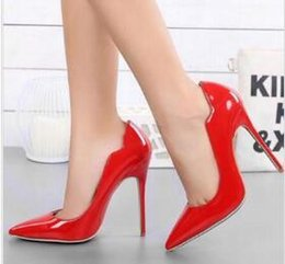 $enCountryForm.capitalKeyWord Australia - European and American hot sale of new fashion high quality sexy women's high heels, women's party shoes, classic pointed design