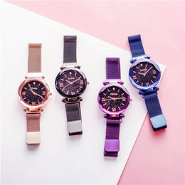 luxury watches charming bracelets Australia - Woman Luxury Top Sale 2019 Bracelet Watch with Roman Word Charm Fashion Lady Designer Megnets Clock Gift for Girls Friend OEM Cheap Price