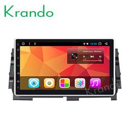 "$enCountryForm.capitalKeyWord NZ - Krando Android 8.1 10.1"" IPS Big Screen Full touch car dvd Multimedia system radio player for Nissan Kicks 2014 video gps BT wifi"