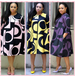 super size women clothes 2019 - Super size New style African Women clothing Dashiki fashion Print cloth dress size L XL XXL 3XL cheap super size women c