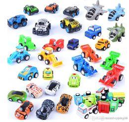 $enCountryForm.capitalKeyWord Australia - Mini plastic boys car model wholesales pull back children's toy MULTI mini car plane model for kids gift