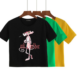 379dc198 Gigogou Fashion Casual T Shirt Women Summer Short Sleeve Top Tee Shirts 2019  Loose Style Female T-shirt Lady Clothing Streetwear Y19051104