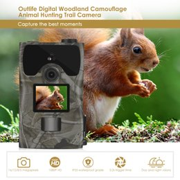 Night Vision Animal Camera Australia - SV - TCM16C 1080P HD 16MP Digital Trail Hunting Camera Outdoor Night Vision 850nm Wildlife Cameras for Animal Photo Trap