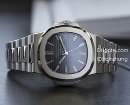 Men Sports Hand Watch Australia - Top quality Luxury Watch Men watch High Quality Automatic Mechanical Watch 5711A Business Sports Noctilucent Waterproof wristwatch