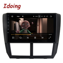 "$enCountryForm.capitalKeyWord Australia - Idoing 1Din 9""Car Radio GPS Multimedia Player Android8.0 For Forester 2008-2012 4G+64G Octa Core Navigation Fast Boot car dvd"