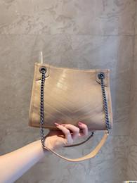 $enCountryForm.capitalKeyWord Australia - 2019 latest fashion hot Yl luxury design woman high recommend shopping bag lady letter totes pu leather handbag crossbody shoulder bag