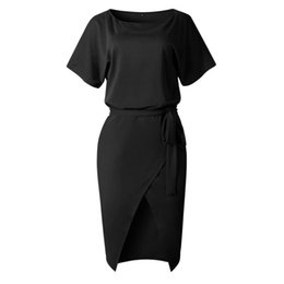 $enCountryForm.capitalKeyWord Australia - Spring And Summer Sexy Front Slit Short-sleeved Lace Women's Dress Female Fashion Popular Trend Style High Good Quality jooyoo