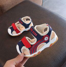 $enCountryForm.capitalKeyWord Australia - 2019 summer new children's sandals baby toddler function shoes Korean version of boys and girls non-slip beach shoes