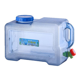 $enCountryForm.capitalKeyWord Australia - New 18L BPA-Free Reusable Water Bucket Drinking Water Bag Outdoor Camping Picnic Car Storage Container Drop Shipping