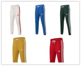 $enCountryForm.capitalKeyWord NZ - Men Women Jogger Sport Pants Gym Leggings Elastic Waist Casual Harem Sweatpants Yoga Sportswear Couples Trousers 6 Color S-4XL
