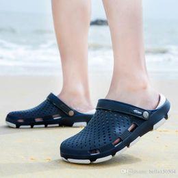 Good Quality Flip Flops Australia - good quality designer sandals Jelly beach shoes men Sandals Casual Shoes Slippers Beach flip-flops Outdoor Slippers sandals for men
