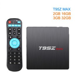 $enCountryForm.capitalKeyWord Australia - T95Z MAX Android 7.1 TV Box DDR3 3G 32G Amlogic S912 64 bit Octa core WIFI Bluetooth 4.0 1000M LAN Media Player Ott Media Player