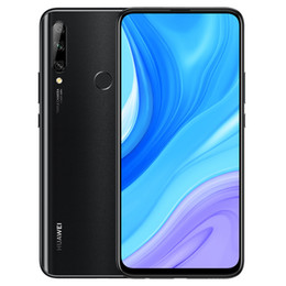 Discount huawei cell phones india - Original Huawei Enjoy 10 Plus 4G LTE Cell Phone 6GB RAM 128GB ROM Kirin 710F Octa Core Android 6.59 inch 48.0MP Fingerpr