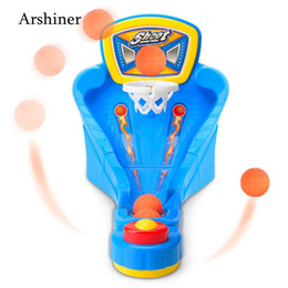 China New Mini Finger Desktop Catapult Game Basketball Football Bowling Educational Parent-child Interaction Shooting Ball Toy Gift suppliers