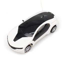 Model Car Lighting Australia - The New Wireless Remote Control Car Children Electric Toy Car Model Light Toy Car Cool Modelling Simple Manipulation