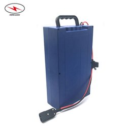 48v li ion battery pack Canada - 52V 20Ah 1500W Lithium Li Ion Ebike Battery Pack for 48V 1500W Motor with Fuse