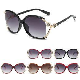 $enCountryForm.capitalKeyWord Australia - 2019 Classic Fashion Big Frame Sunglasses for Women Sun Glasses UV400 Lens Eyeglasses for Female Ladies Fashionwear Sun Eye Glass Cheap