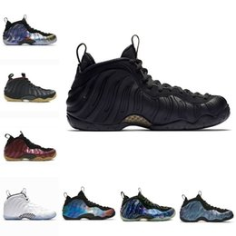 buy popular 89aea 16119 Nike Air Foamposite 2019 Foam One Abalone Habanero Red Floral Penny  Hardaway Hombres Zapatillas de baloncesto Barato Negro Metallic Gold  Alternativo Galaxy ...