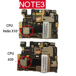 $enCountryForm.capitalKeyWord NZ - In Stock 100% Working Board For Xiaomi Redmi note3 Note 3 Motherboard Smartphone Repair Replacement + tracking number