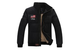 Hot! 2021 Fashion men winter jacket thick long sleeve down jacket winter coat outwear size M-XXL