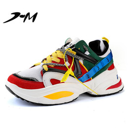 c65e95e1474547 Messis 18 Herbst und Winter neue Aufklärung Freizeit Paar Daddy Schuhe  zeigen trendige Schuhe koreanische Ausgabe Zenggao Männer