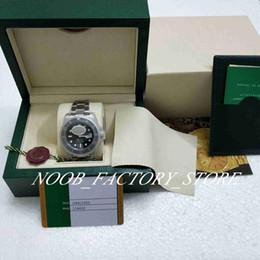 Best N Factory V5 версия 3 стиль 2813 часы движения черные 40 мм керамические стекла сапфирового стекла Sapphire стекла мужские часы нового стиля на Распродаже