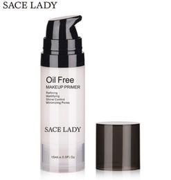 Dark Acne Spots UK - DHL FREE 15 ML Face Makeup Primer Oil Free Control 100% Match Concealer Make Up Matte Base Foundation Primer No Pore Natural Moisturizer Gel