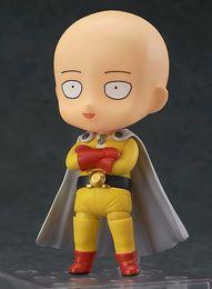 $enCountryForm.capitalKeyWord NZ - NEW hot 10cm Q version ONE PUNCH MAN Saitama Sensei movable action figure toys collection c