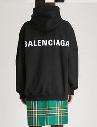 SAINT LA marca hoodies mangas compridas luta cor kanye west Hoodies dos homens e mulheres solta camisola casal em Promoção