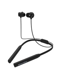 Wireless Headphones Mic Blue Australia - Bluetooth Headphones Neckband in-Ear Earphones, Wireless Sports Magnetic Switch Earbuds with Mic for Running Cell Phone