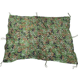 Net Games Australia - 1.53M x 1.99M Woodland Military Army Hunting Camping Tent Car Cover Camouflage Net Netting