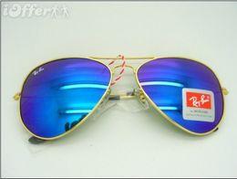 $enCountryForm.capitalKeyWord Australia - 2019 Sunglasses Brand Designer Sunglasses for Men Women Metal Frame Flash Mirror Glass Lens Fashion Sunglasses Gafas de sol 58mm