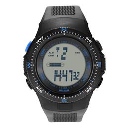 $enCountryForm.capitalKeyWord NZ - Outdoor Sport Luxury Men Analog Digital Army Sport LED Waterproof Wrist Watch Electronics Clock Relogio Masculino