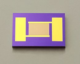 3 micrometers Interdigitated Electrodes IDE Monocrystalline Silicon Sputter Gold MEMS Medical Chemical Sensor Biosensor Chip Customization on Sale