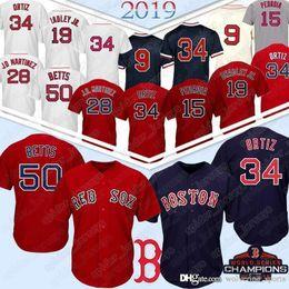 Boston jerseys online shopping - TOP Mookie Betts Boston Red Baseball Jersey Sox Jackie Bradley Jr JD Martinez Ted Williams Andrew Benintendi jerseys men