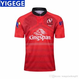 $enCountryForm.capitalKeyWord NZ - ULSTER EUROPEAN HOME RUGBY JERSEY 2019 ulster Rugby Jersey home kukri shirt ULSTER national team League jersey size S-3XL (can print)