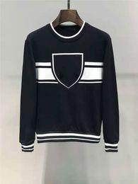 $enCountryForm.capitalKeyWord NZ - Mens Designer Hoodie Sweater Striped Print Fashion Style For Men Women Brand Hoodie Breathable Sweatshirt Luxury Tops Hooded