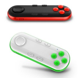 Wireless Pc Controllers Australia - Bluetooth Wireless Gamepad Android Game Pad Remote Controller Joystick For PC Smart Phone Ebook TV VR Box