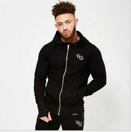 Thin Bodybuilding Hoodies Australia - gym outdoors Man Hoodie Trend fashion Sell well Europe and America Leisure time motion Bodybuilding motion Men's leisure motion Fashion