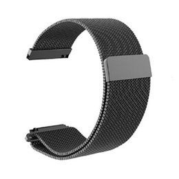 Talking band online shopping - For Huawei B5 Milanese Talk Band Magnetic Stainless Steel Watchband Strap Metal Replacement Bracelet for Huawei B5 Smart Watch